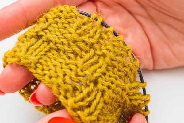 tricot de chaussette