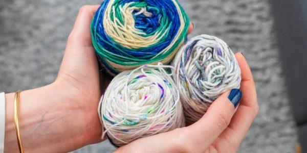 pelotes de laine fingering