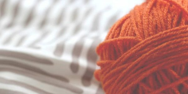 pelote de laie orange